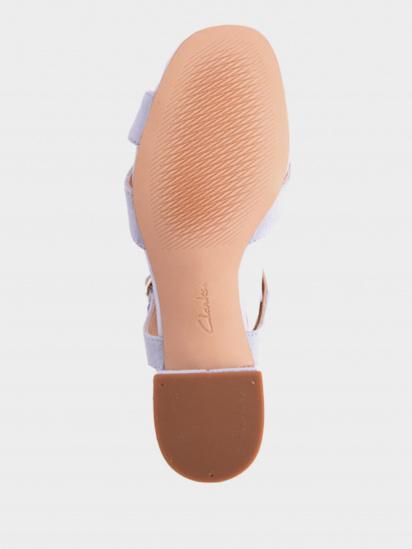 Босоніжки  для жінок Clarks Sheer35 Strap 26148407 ціна взуття, 2017
