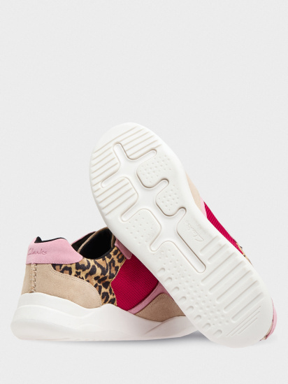 Кросівки fashion Clarks Sift Lace модель 2614-9838 — фото 3 - INTERTOP