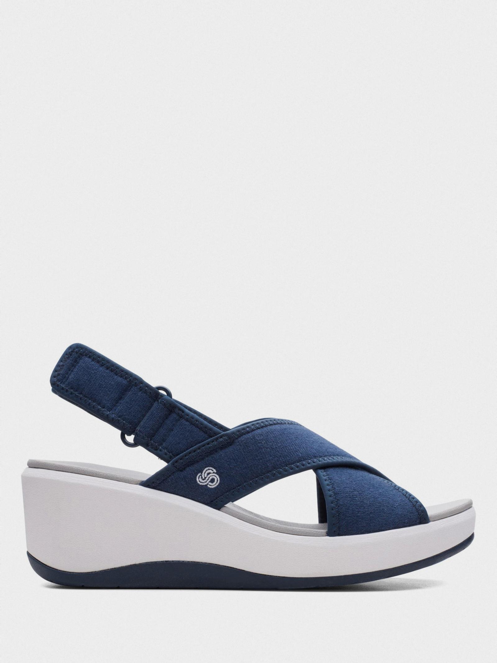 Сандалі  для жінок Clarks 2614-8929 розміри взуття, 2017