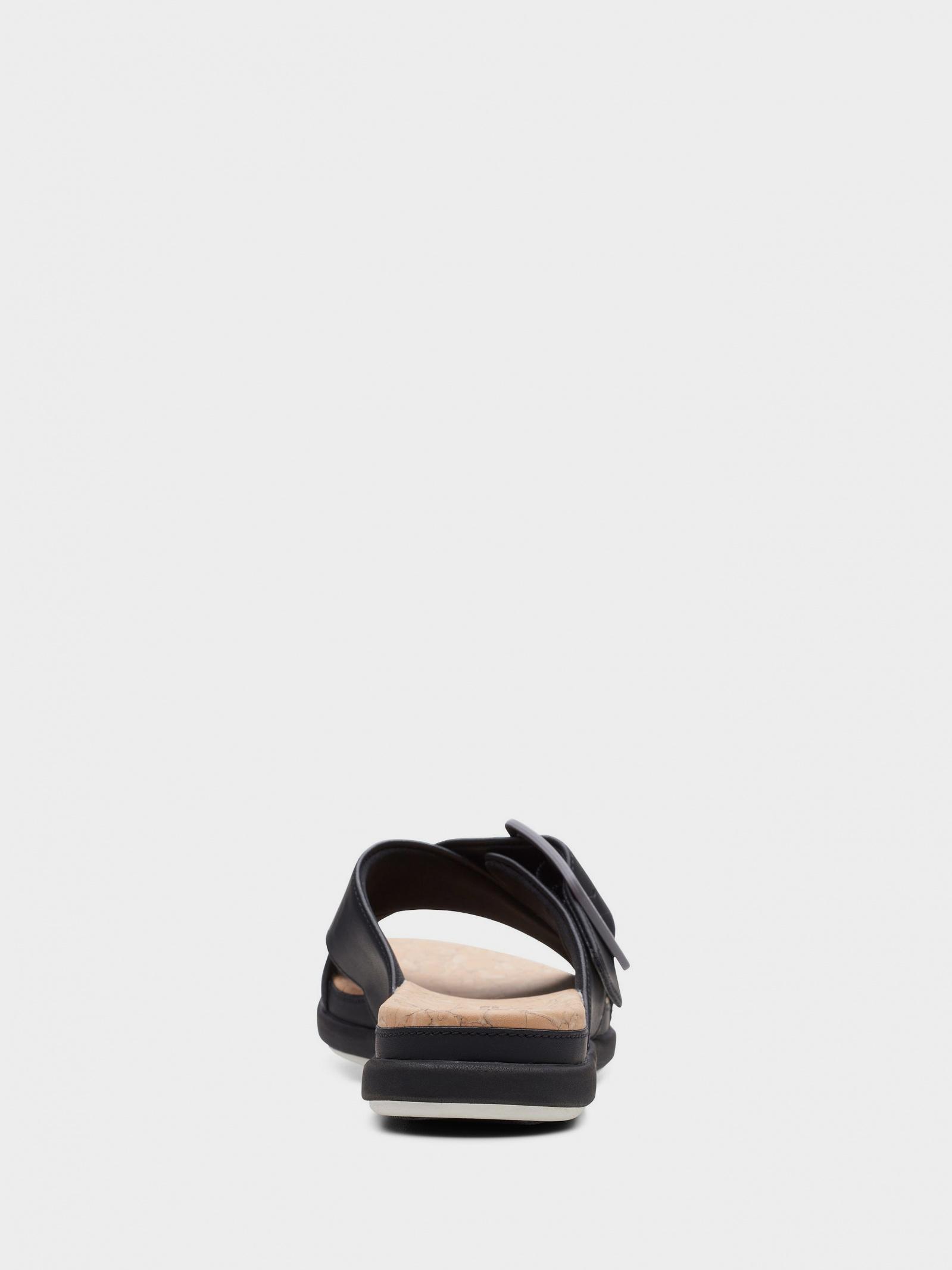 Шльопанці  для жінок Clarks 26148589 модне взуття, 2017