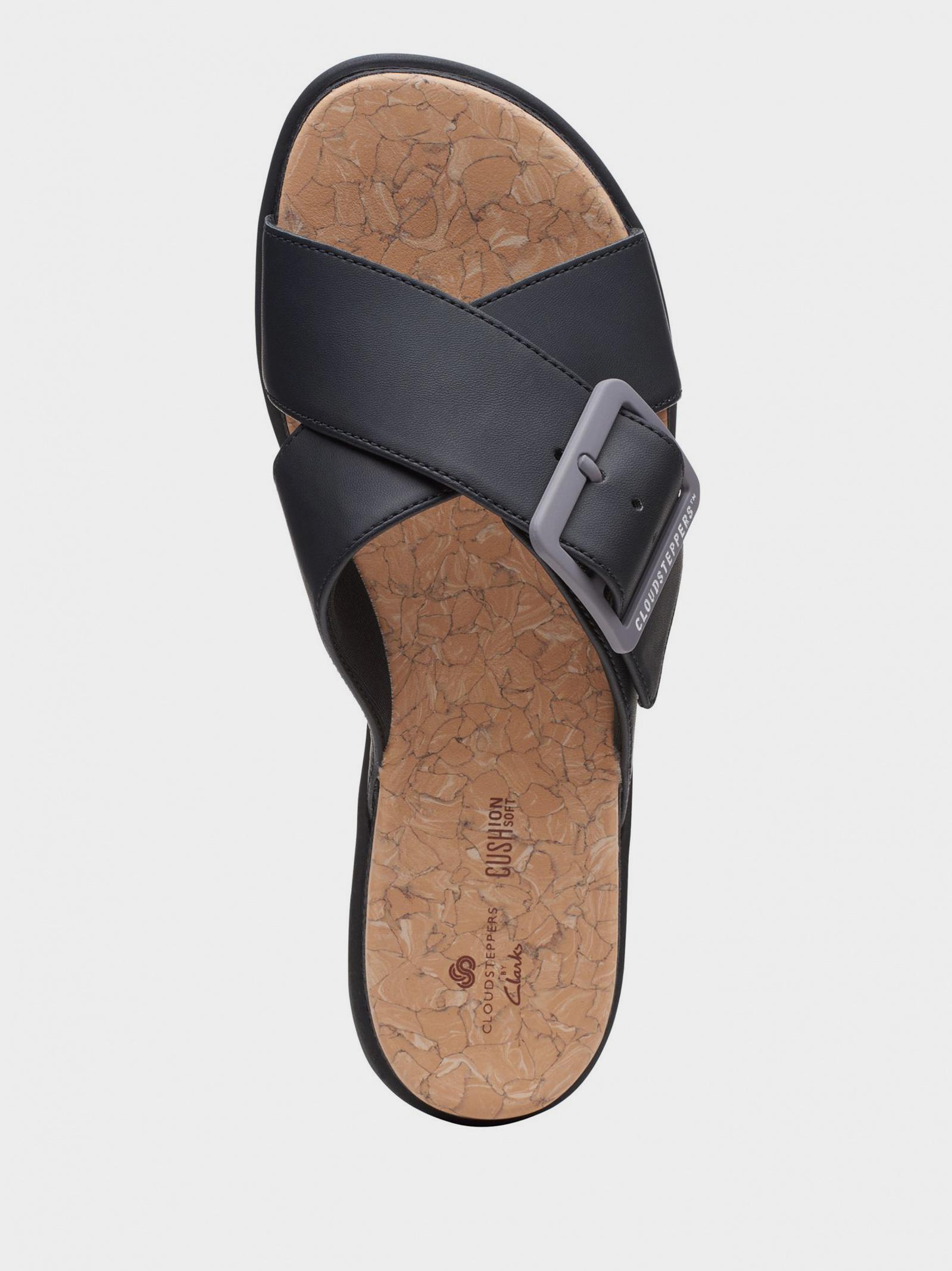 Шльопанці  для жінок Clarks 26148589 купити взуття, 2017