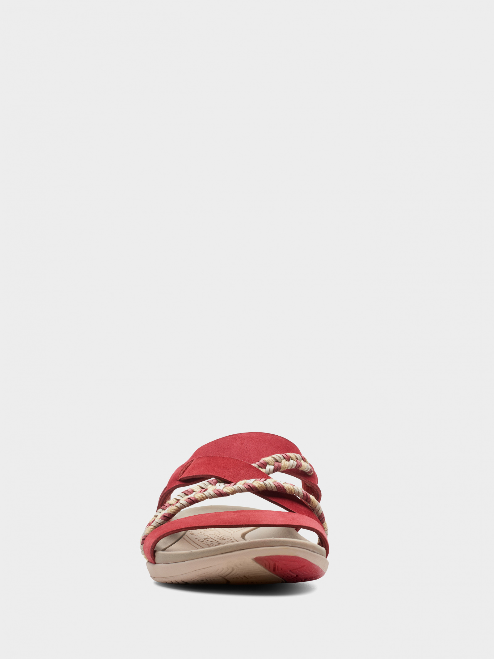 Шльопанці  для жінок Clarks 2615-0280 купити взуття, 2017