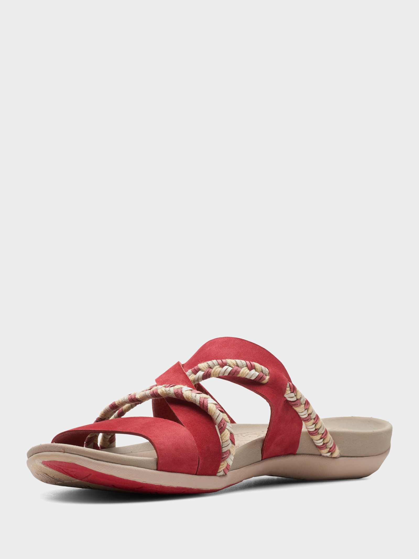 Шльопанці  для жінок Clarks 2615-0280 розміри взуття, 2017