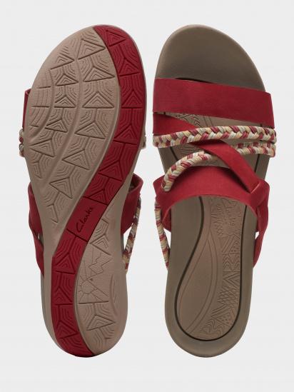 Шльопанці  для жінок Clarks 2615-0280 брендове взуття, 2017