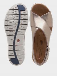 Босоніжки  для жінок Clarks 2614-1689 2614-1689 купити, 2017