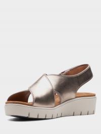 Босоніжки  для жінок Clarks 2614-1689 2614-1689 ціна взуття, 2017