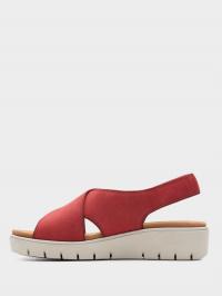 Босоніжки  для жінок Clarks 2614-9850 модне взуття, 2017
