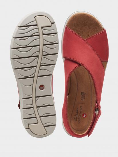Босоніжки  для жінок Clarks 2614-9850 брендове взуття, 2017