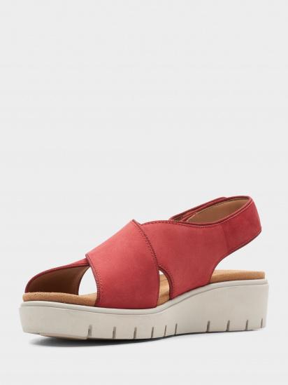 Босоніжки  для жінок Clarks 2614-9850 розміри взуття, 2017