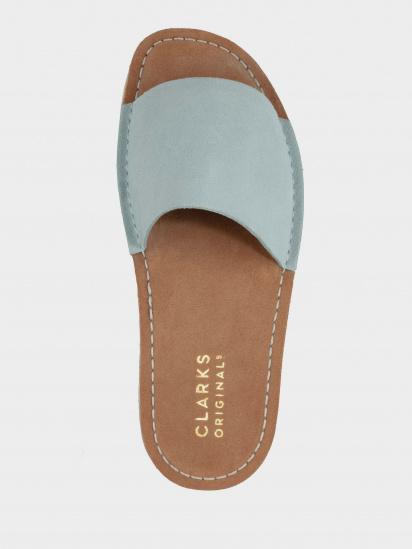 Шльопанці  жіночі Clarks 2614-8475 модне взуття, 2017