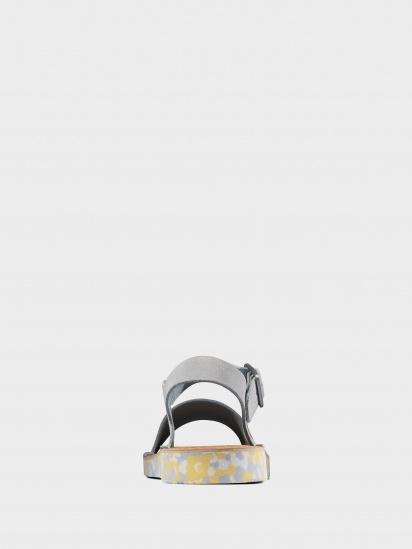 Сандалії Clarks Lunan Strap модель 26149839 — фото 3 - INTERTOP
