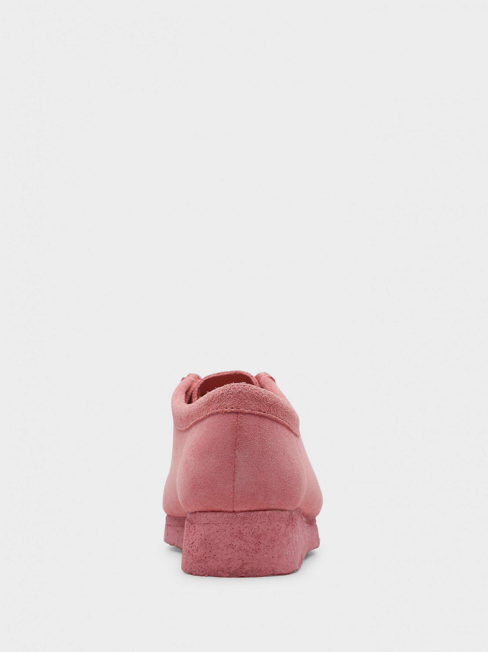 Напівчеревики  для жінок Clarks Wallabee. 26148416 ціна взуття, 2017