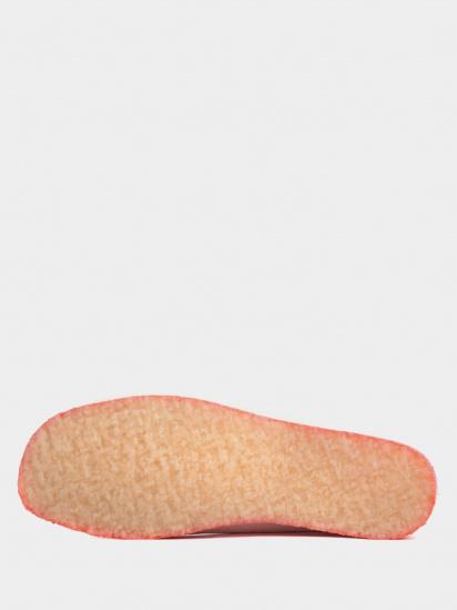 Напівчеревики Clarks Wallabee модель 26148430 — фото 3 - INTERTOP