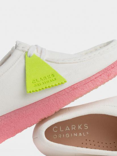 Напівчеревики Clarks Wallabee модель 26148430 — фото 4 - INTERTOP