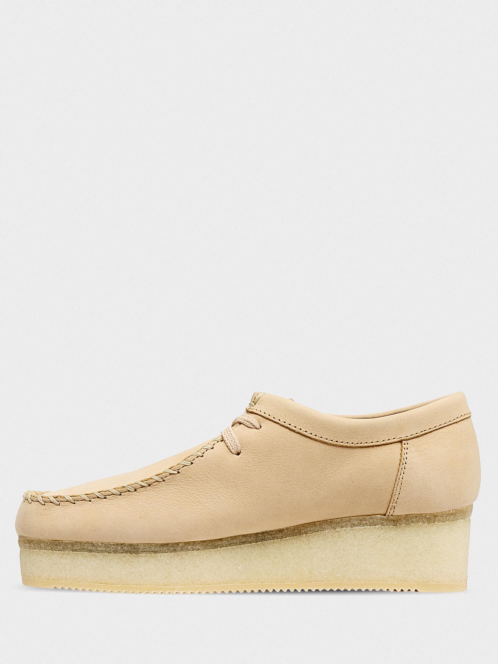 Полуботинки для женщин Clarks Wallacraft Lo 2614-8633 модная обувь, 2017
