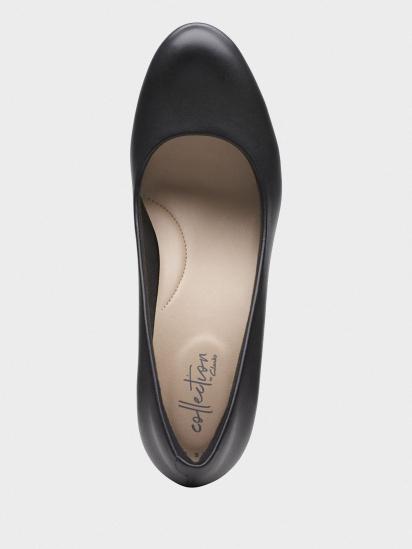 Туфлі Clarks Adriel Viola модель 26129359 — фото 4 - INTERTOP