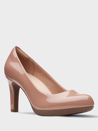 Туфлі Clarks Adriel Viola модель 26146726 — фото 2 - INTERTOP