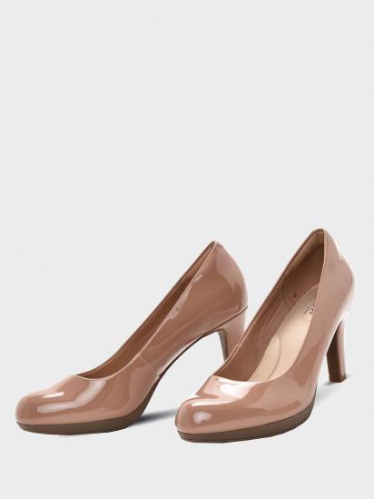 Туфлі Clarks Adriel Viola модель 26146726 — фото 3 - INTERTOP