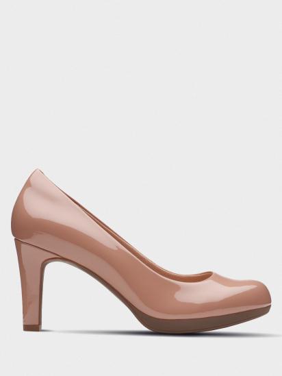 Туфлі Clarks Adriel Viola модель 26146726 — фото - INTERTOP