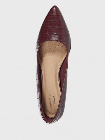 Туфлі-човники Clarks - фото