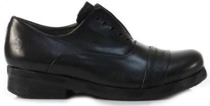 Полуботинки для женщин Felmini 9851-Black брендовая обувь, 2017