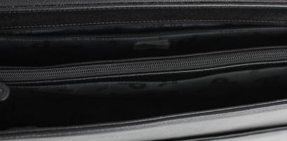 Портфель Picard модель 8265-001 black — фото 2 - INTERTOP