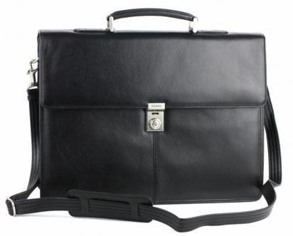 Портфель Picard модель 8265-001 black — фото - INTERTOP