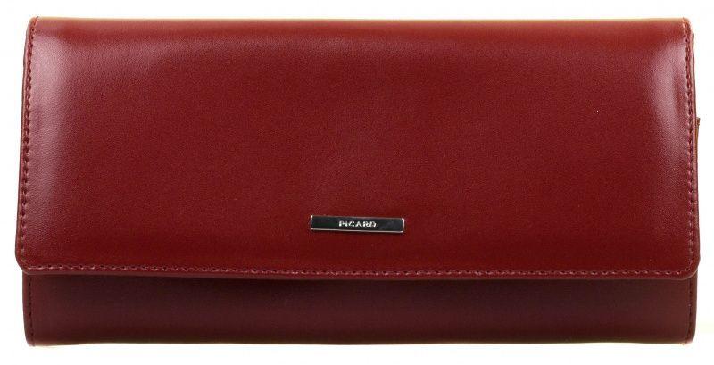 Купить Кошелек модель P3233, Picard, Красный