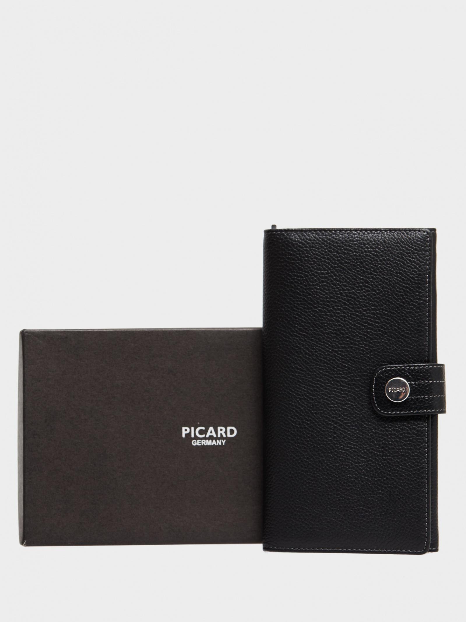 Кошельки и холдеры  Picard модель 8674-001 schwarz качество, 2017