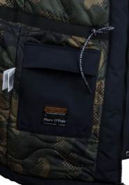 Пальто мужские MARC O'POLO DENIM модель 869014870424-815 приобрести, 2017