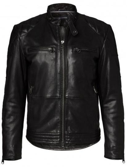 Куртка шкіряна Marc O'Polo модель 828700073048-990 — фото - INTERTOP