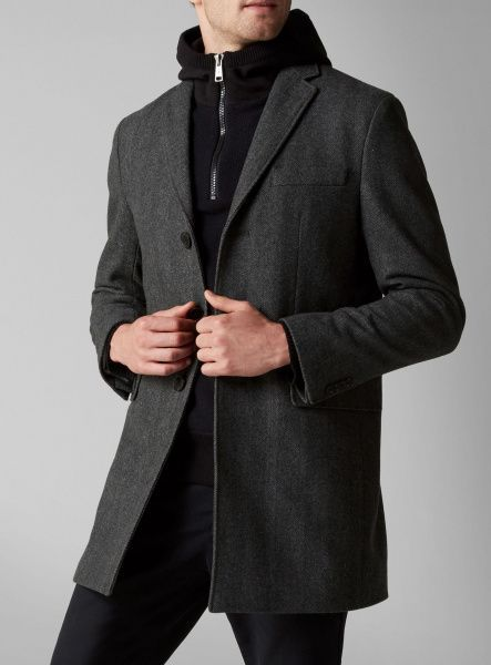 Пальто мужские MARC O'POLO модель PC598 качество, 2017