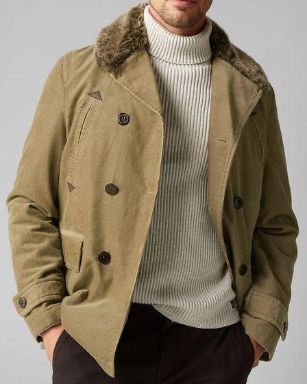 Пальто мужские MARC O'POLO модель PC601 качество, 2017