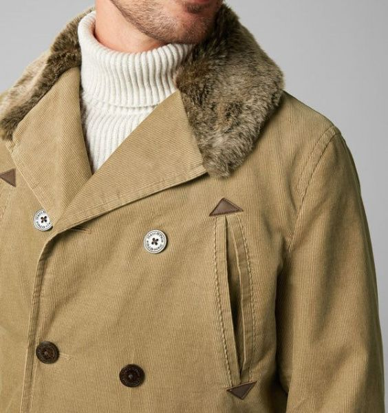 Пальто мужские MARC O'POLO модель PC601 , 2017