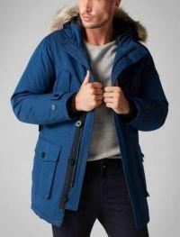 Пальто мужские MARC O'POLO модель PC608 качество, 2017