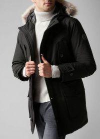Пальто мужские MARC O'POLO модель PC609 качество, 2017