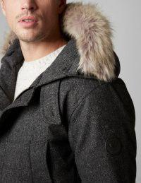 Пальто мужские MARC O'POLO модель PC611 , 2017