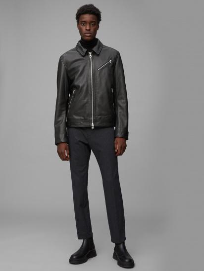 Шкіряна куртка Marc O'Polo модель 029700473018-990 — фото 5 - INTERTOP