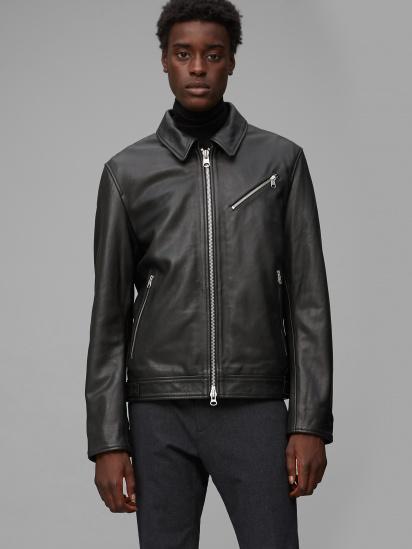 Шкіряна куртка Marc O'Polo модель 029700473018-990 — фото - INTERTOP
