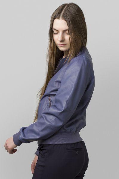 Куртка кожаная женские MARC O'POLO PD525 размерная сетка одежды, 2017