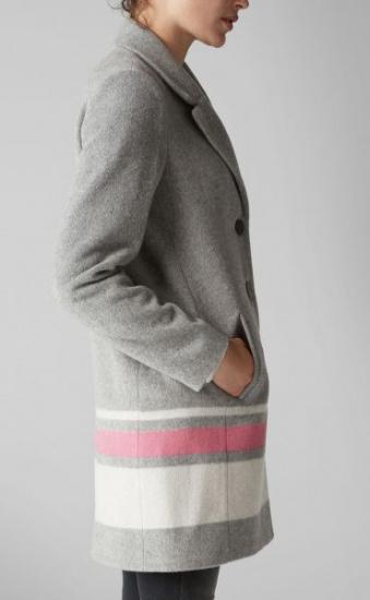 Пальта та плащі Marc O'Polo DENIM модель 848014171171-C72 — фото 4 - INTERTOP