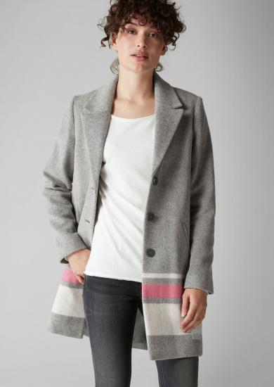 Пальта та плащі Marc O'Polo DENIM модель 848014171171-C72 — фото - INTERTOP