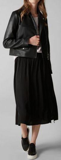 Куртка кожаная женские MARC O'POLO модель PD555 , 2017