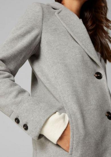 Пальто Marc O'Polo модель 808008071167-946 — фото 4 - INTERTOP