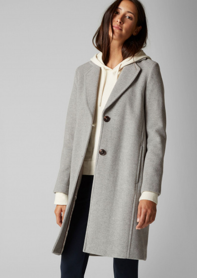 Пальто Marc O'Polo модель 808008071167-946 — фото - INTERTOP