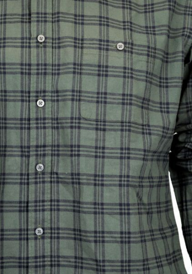 Сорочка з довгим рукавом Marc O'Polo модель 627095842170-D46 — фото 3 - INTERTOP