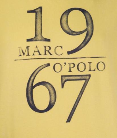Футболка Marc O'Polo модель 720201351134-249 — фото 3 - INTERTOP