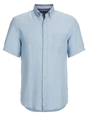 Рубашка с коротким рукавом мужские MARC O'POLO модель PE2864 приобрести, 2017