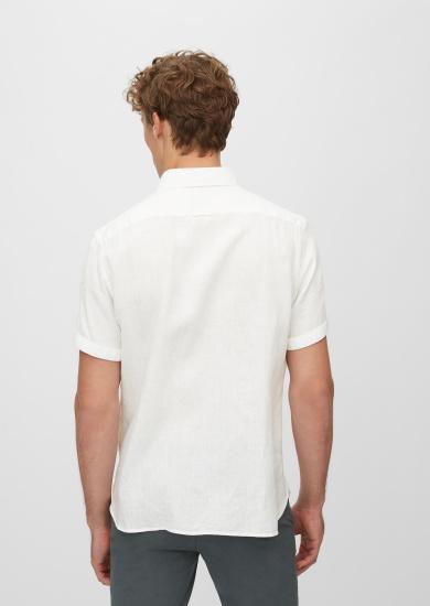 Сорочка з коротким рукавом Marc O'Polo модель M23742841028-100 — фото 2 - INTERTOP