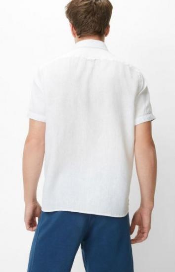 Сорочка з коротким рукавом Marc O'Polo модель M23742841028-100 — фото 3 - INTERTOP